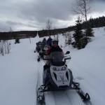 Hyr snöskoter hos oss på Kolgården